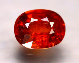 Spessartite Garnet 1.87Ct Natural Spessartite Garnet D1907/B34