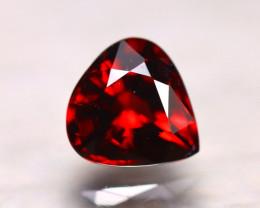 Almandine 2.43Ct Natural Vivid Blood Red Almandine Garnet D1927/A5