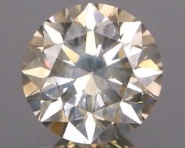 *NR* Beautiful Champagne Diamond 0.80Ct