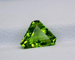 2Crt Pakistan Peridot Natural Gemstones JI52