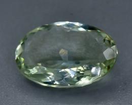 22.62 Crt  Green Prasiolite Amethyst Faceted Gemstone (Rk-19)
