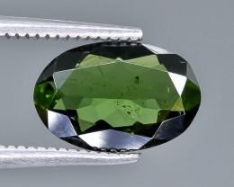 1.60 Crt  Tourmaline Faceted Gemstone (Rk-19)
