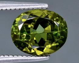 2.07 Crt  Tourmaline Faceted Gemstone (Rk-19)