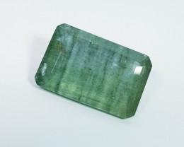 16.50 ct Exclusive Gem Superb Octagon Cut Natural Aquamarine