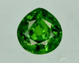 Tsavorite Garnet 1.15Ct Vivd Green Color Rare Natural Tsavorite Garnet