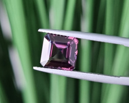 NO TREAT 3.35 CTS NATURAL STUNNING PURPLE SPINEL FROM TANZANIA