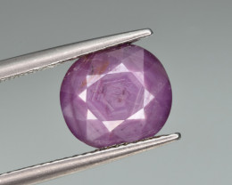 Natural Ruby 4.14  Cts from Guinea