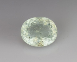 5.20 Cts Natural Aquamarine Gemstone