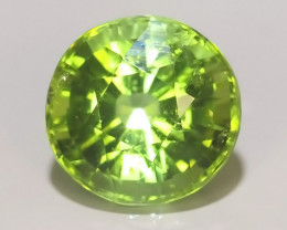 2.00  cts Attractive Natural green Tourmaline Gemstone Oval Shape