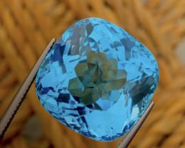 Sky Blue Topaz 56.50Ct Natural Blue Topaz Topaz Gemstone