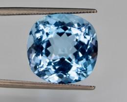 17.05 Cts Natural Swiss topaz gemstone