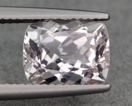 2.85 Cts Natural  Morganite Gemstone