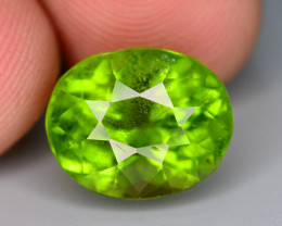 Top Luster 9.30 ct  Peridot Jewelry Piece ~ Pakistan