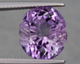 8.95 Cts  Top color Fancy cut Natural  Amethyst Gemstone