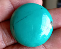 Huge Tibetian Turquoise 100% NATURAL AND UNTREATED VA206