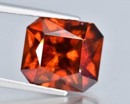 6.16 Crt Hessonite Custom Cust Gemstone - Sri Lanka