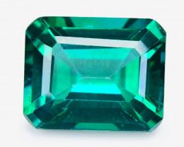 *No Reserve*Topaz  4.03 Cts Green Natural Topaz Gemstones