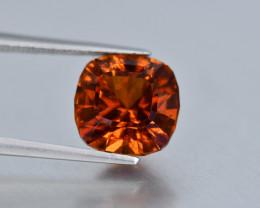 5.75 Crt UNIQUE Hessonite Custom Cust Gemstone - Sri Lanka