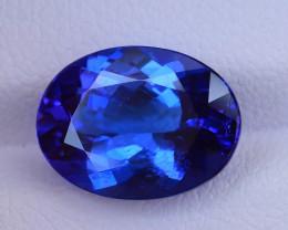 D Block 5.95 ct AAA Color Tanzanite SKU-38