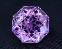Flower Cut 19.80 Ct Natural Purple Amethyst ~ GAN