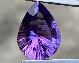 Natural Amethyst 9.42 Cts Excellent Fancy Cut Gemstone