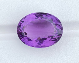 Natural Amethyst 31.43 Cts Excellent Cut Gemstone