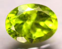 Peridot 2.90Ct Natural Pakistan Himalayan Green Peridot E2207/A10