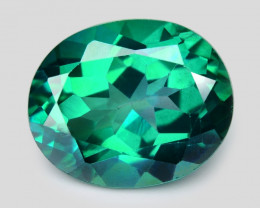 Green Topaz 3.60 Cts Excellent Natural Fancy Loose Gemstones
