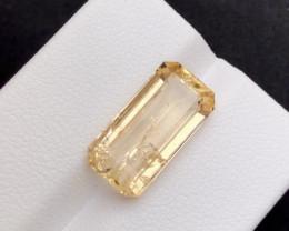 Katlang Topaz , Amazing Quailty 6.70 carats Natural Katlang Topaz Gemstone