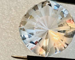 21 ct CEYLON QUARTZ MASTER CUT - I DISCONNECT MY COLLECTION. AFTER 36 YE