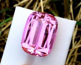 37.95 cts Natural Pink Kunzite Gemstone