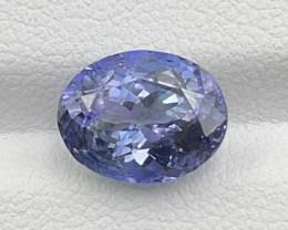 3.13 CT Tanzanite Gemstone