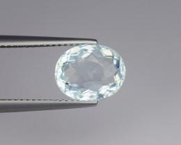 NR- 2.77 Cts Natural Aquamarine Gemstone