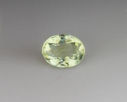 NR - 1.40 Carats Natural Aquamarine Gemstone