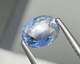 1.10 Cts Srilanka Fine Quality Natural Blue Sapphire
