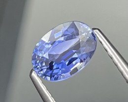 AAA Grade Royal Blue Natural Sapphire 0.96 Cts Srilanka