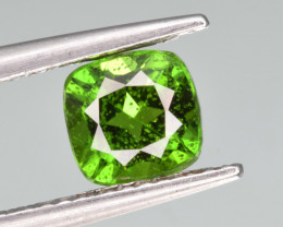 Natural  Green Chrome Diopside 1.19 Cts