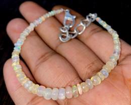 15.45 Crts Natural Ethiopian Welo Opal Bracelet 118