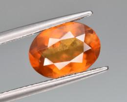 Natural Hessonite  Garnet 2.83  Cts Lovely Fanta Color