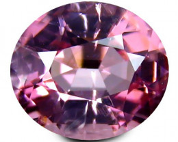 Tourmaline 1.74 Cts  Pink Italian vintage cut BGC1081 | From Congo
