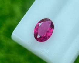 Rubilite 0.59 Cts  Pink Portuguese cut BGC1442 | From Brazil