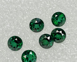 6GREEN TOPAZ -BRASIL - I DISCONNECT MY COLLECTION. AFTER 36 YE