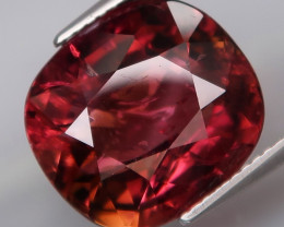 11.71  ct Natural Earth Mined Rubellite Tourmaline - ALGT Certificate