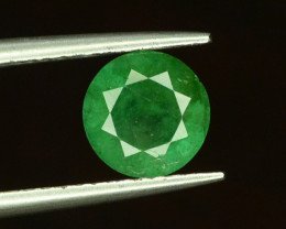 0.95 ct Natural Zambian Emerald