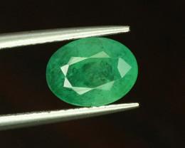 1.55 ct Natural Zambian Emerald