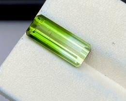(MEGA SALE) Natural Bicolor Tourmalines 3.75 cts Beautiful Piece