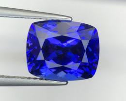 4.51(ct) Astonishing Perfect Color & Cut Tanzanite