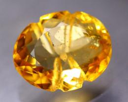 8.69ct Natural Yellow Citrine Fancy Cut Lot V9281