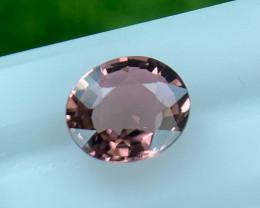 Tourmaline 1.47 Cts  Pink step cut BGC2074 | From Congo