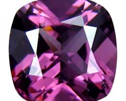 Spinel 2.25 Cts  Purple Pink Scissors Cut BGC1073 | From Burma